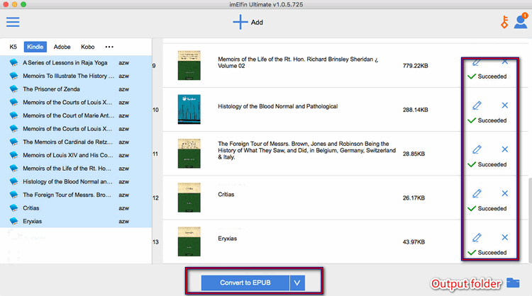 convert drm ebooks on mac