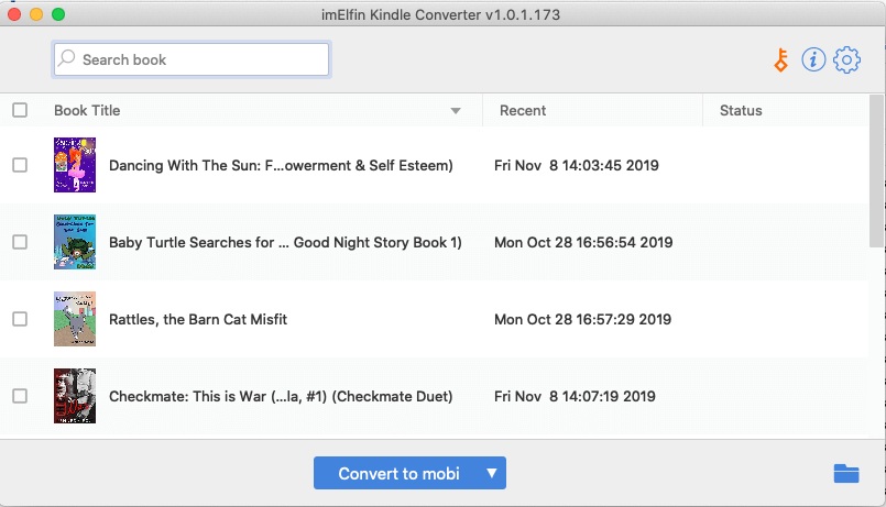 Kindle converter for mac