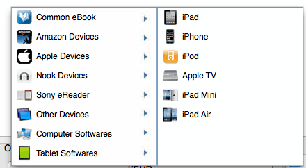 select output device on mac